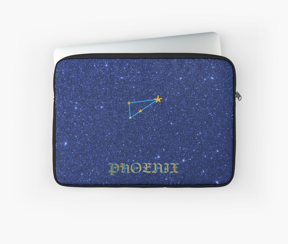 Constellations - PHOENIX by Hell-Prints