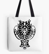 This is a cracy deer Tote Bag