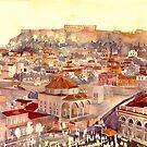 Athens by Maja Wrońska