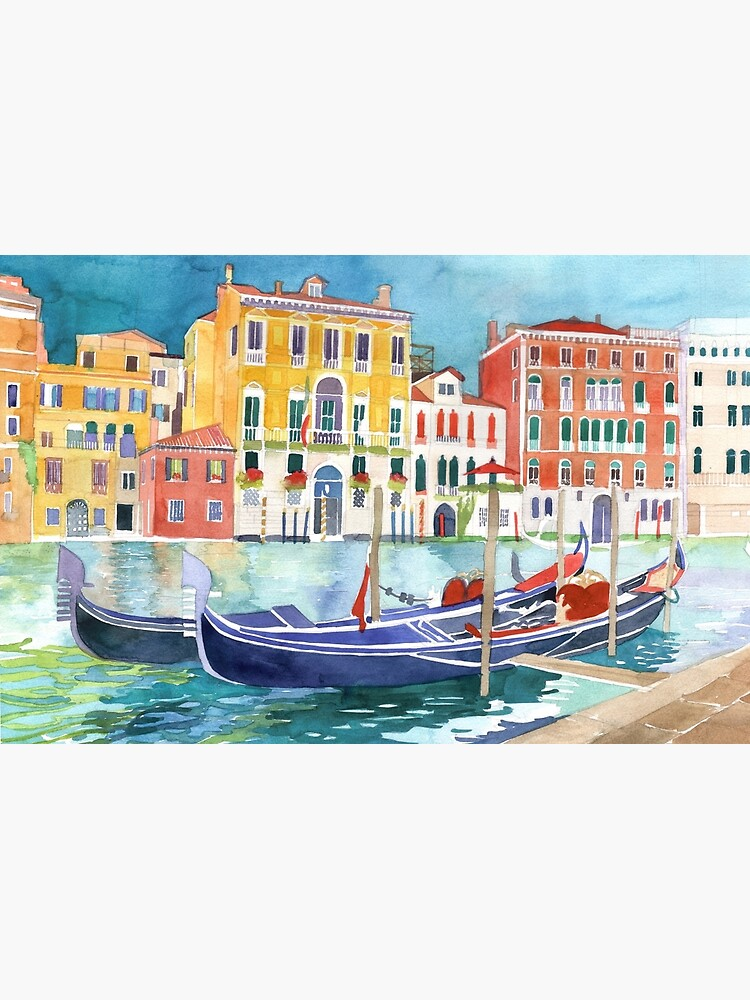 canal in Venice vol 2 by takmaj