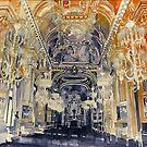 Opera de Paris interior by Maja Wrońska