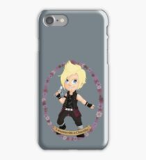 Prompto Argentum - Hey there, opening ! iPhone Case/Skin