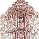 Carlton Hotel by Maja Wrońska