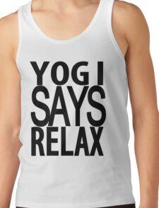 YOGI SAYS RELAX T-Shirt