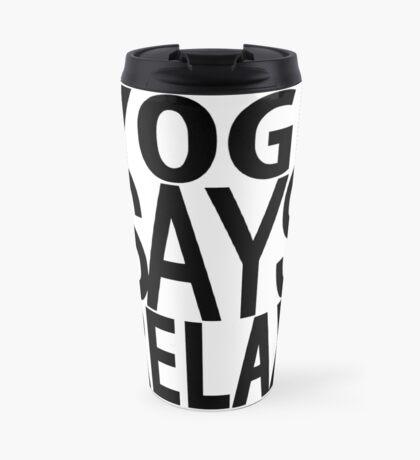 YOGI SAYS RELAX Travel Mug