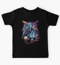 Rad Owl Kids T-Shirt
