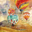 Balloons by Maja Wrońska