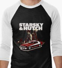Starsky & Hutch Baseballshirt mit 3/4-Arm