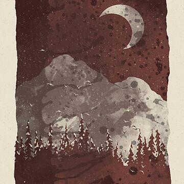 Winter findet den Bären ... von ndtank