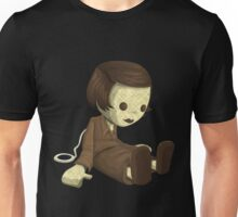 Glitch miscellaneousness doll ayn rand Unisex T-Shirt