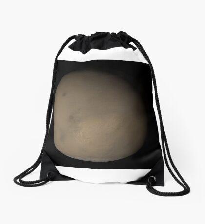 Die großen Staubstürme 2001 auf dem Mars. Turnbeutel