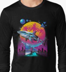 Rad Shark Long Sleeve T-Shirt