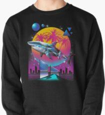 Rad Shark Pullover Sweatshirt