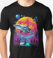 Rad Shark Unisex T-Shirt