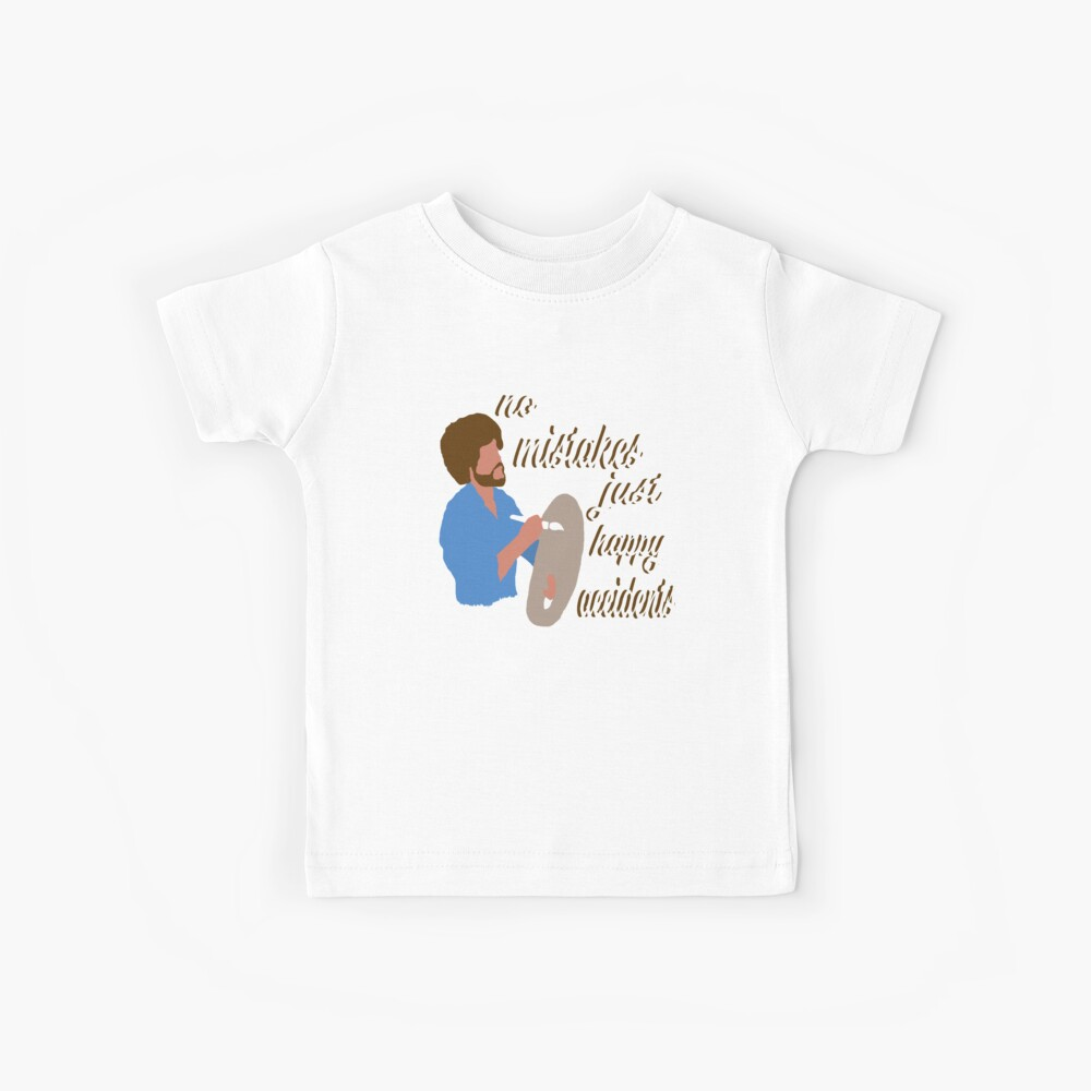 Accidentes felices Camiseta para niños