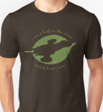 Firefly - Leaf on the Wind Unisex T-Shirt