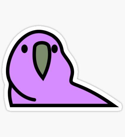 PartyParrot - Purple Sticker