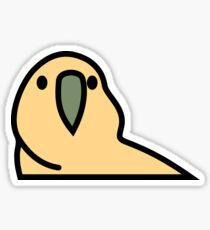 PartyParrot - Yellow Sticker