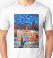 'The Thirsty Beaver Saloon' Unisex T-Shirt
