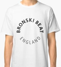 "Bronski Beat  - Arts ""Counsel"" England Classic T-Shirt"