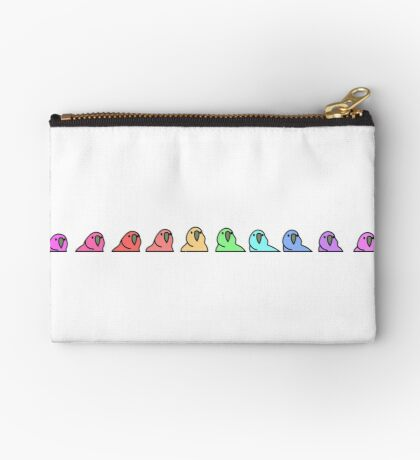 PartyParrot - Conga Line Studio Pouch