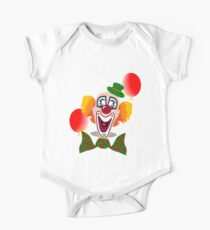 Clown One Piece - Short Sleeve