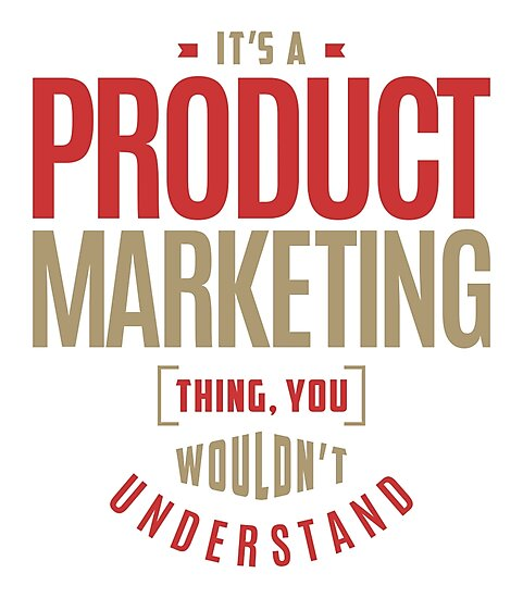Product Marketing Thing by cidolopez