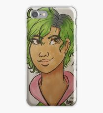 Alex Fierro- Child of Loki iPhone Case/Skin