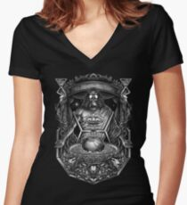 Winya No. 104 Women's Fitted V-Neck T-Shirt