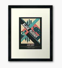 Ridley Scott's Blade Runner Film Poster Framed Print
