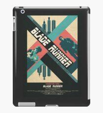 Ridley Scott's Blade Runner Film Poster iPad Case/Skin