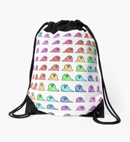 PartyParrot - Conga Party Drawstring Bag