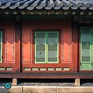 Changdeok Palace in Seoul by koreanrooftop