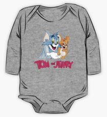 Tom and Jerry  One Piece - Long Sleeve