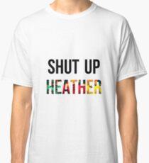 SCHLIESSEN HEATER- Heathers Classic T-Shirt