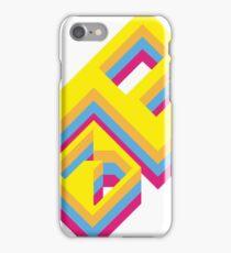 CMY 3e iPhone Case/Skin
