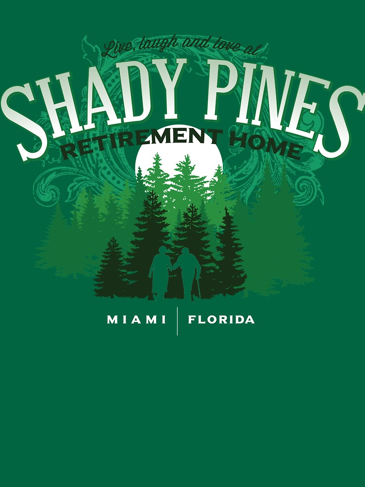 Shady Pines Retirement Home by Mindspark1