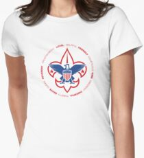 Scout Law Women's Fitted T-Shirt
