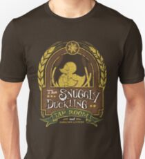 The Snuggly Duckling Tap Room Unisex T-Shirt