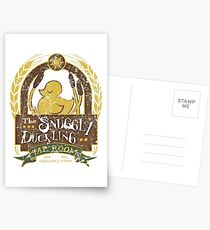The Snuggly Duckling Tap Room Postcards