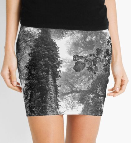 Look up - and up and up! Mini Skirt