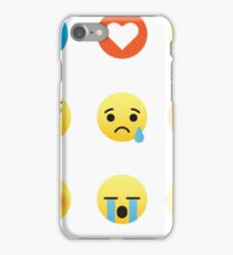 I Love Tennessee Fifty Nifty United States Emoji Emoticon Graphic Tee Shirt iPhone Case/Skin