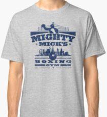 Mighty Micks Boxing Gym Classic T-Shirt