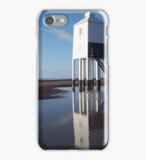 Burnham Lighthouse, Somerset iPhone Case/Skin