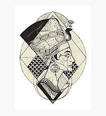 Nefertiti. Photographic Print