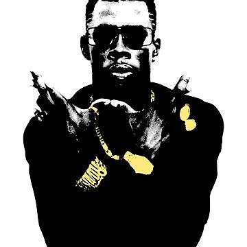 Shabba Ranks by neonpanther