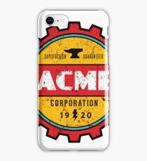 ACME iPhone Case/Skin