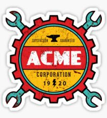 ACME Sticker