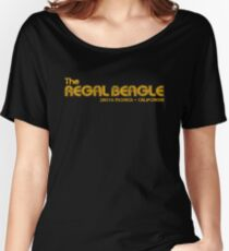 The Regal Beagle Women's Relaxed Fit T-Shirt