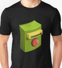 Glitch miscellaneousness game teleporter Unisex T-Shirt